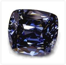 Fancy Blue LiLi 30.06 carats