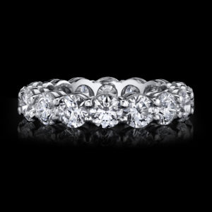 Diamond Eternity Band Ring