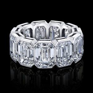 Jacques Mouw Diamond Ring